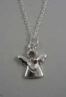 Guardian angel necklace (Code 2958)